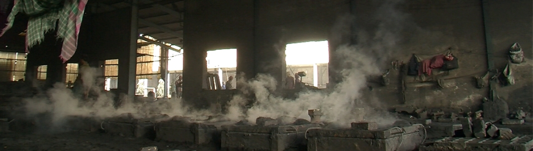 Cast in India documentary Natasha Raheja new york city manhole covers factory